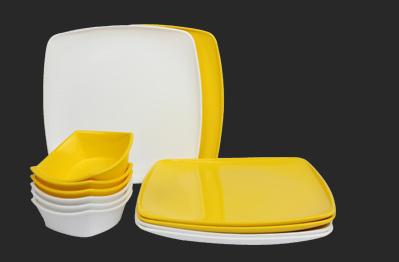 Restaurant Crockery & Restaurant Crockery - Compartment Plates Crockery Gift Sets and ...