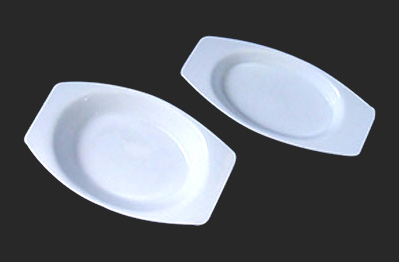 Double & Single Portion Oval