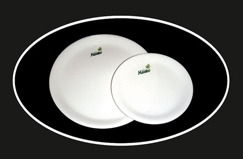 Full & Quater Plate Round Shape